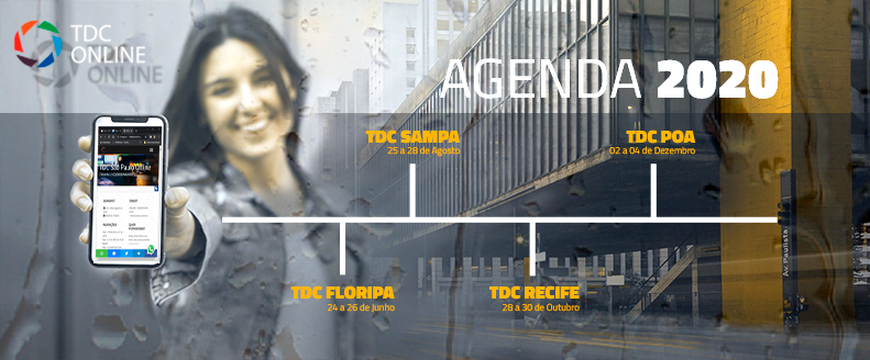 Agenda TDC 2020