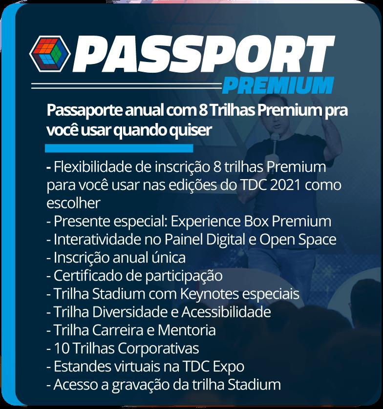 Card Passport Premium